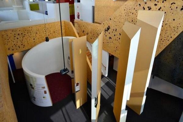 Çarpıcı mimarisi ile Avustralya İslam Müzesi