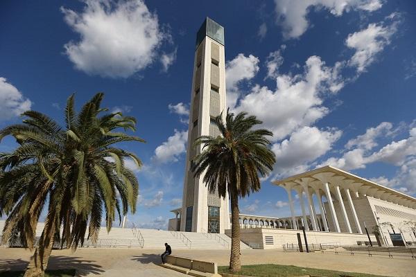 Afrika'daki en büyük camii