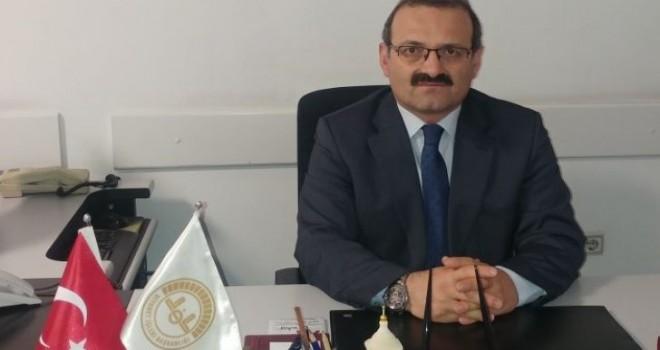 Nasrullah Bilgin Diyanet Döner Sermaye İşletme Müdür Yardımcılığına atandı