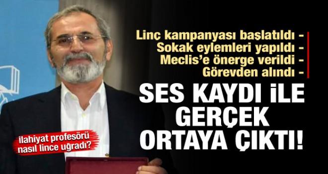 İlahiyatçı Emiroğlu'na nasıl itibar suikastı yapıldı?