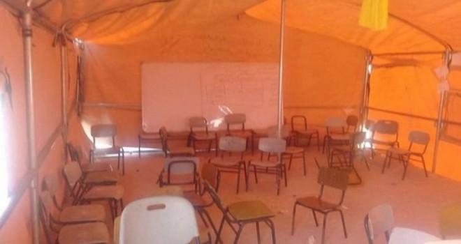 israil, Filistin'deki seyyar okullar'a el koydu!