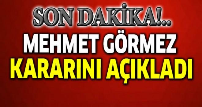Mehmet Görmez görevi bırakacak mı?