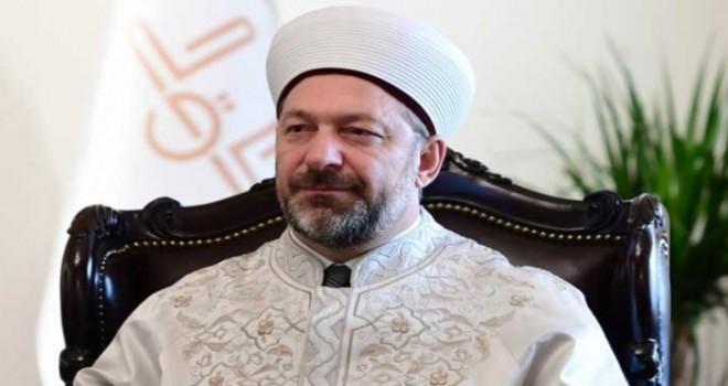 Başkan Erbaş, Prof. Dr. Sezgin'in Cenaze Namazına Katılacak