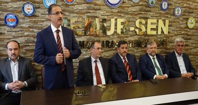 Arslan, Sınavsız Lisans Tamamlama Meclisten Geçti
