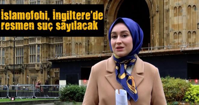 İslamofobi, İngiltere'de resmen suç sayılacak