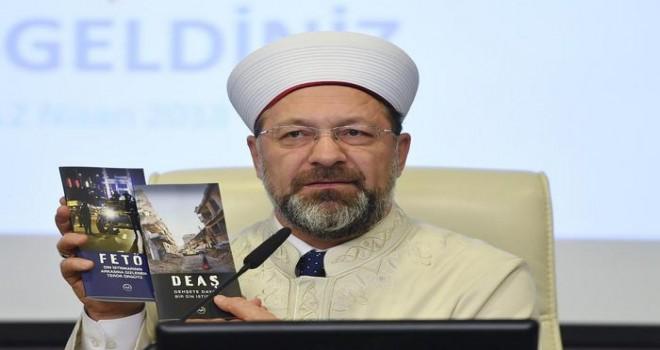 Dini İstismar Eden Terör Örgütleriyle Mücadele Seminerleri 40 ilde başlıyor