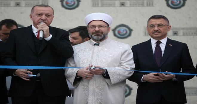 Milli İstihbarat Teşkilatı yeni hizmet binası dualarla açıldı