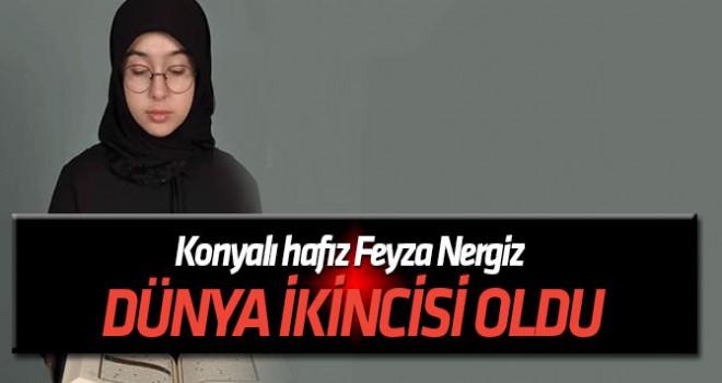Dünya İkincisi Hafız Türkiye'den