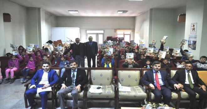 İmam-Hatip Öğrencilerinden Müftü KULAZ'a Ziyaret