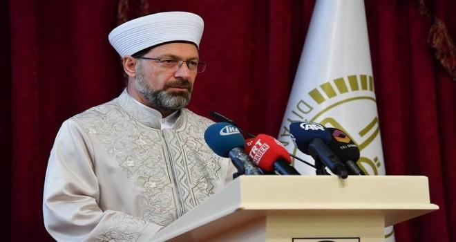 Diyanet, İslam ülkeleri büyükelçilerini iftar sofrasında buluşturdu