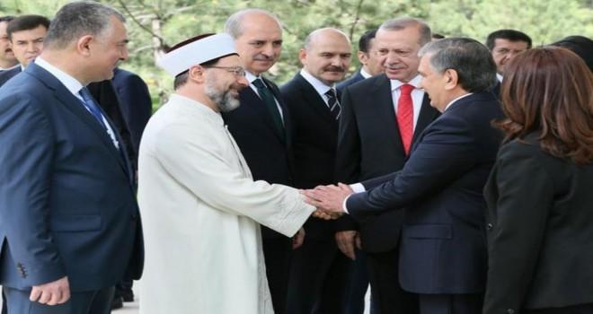 Özbekistan'la ortak değerlerin tanıtımına ilişkin mutabakat imzalandı
