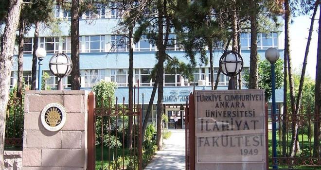 Erdoğan'a Bir Destek te Ankara İlahiyat'tan