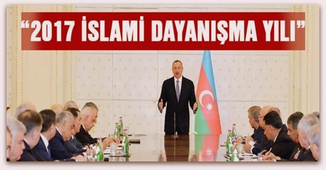 2017 \'İslami Dayanışma Yılı\' oldu