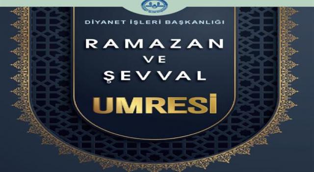 2020 Yılı Ramazan ve Şevval Ayı Umre Müracaatları Başladı