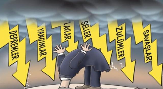 2020 zorlu başladı... İşte 2020'de yaşanan felaketler!