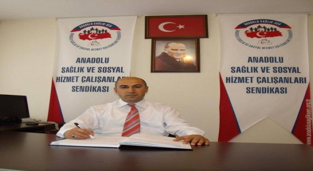 Anadolu Sağlık Sen 9. Kuruluş yıldönümünü kutluyor
