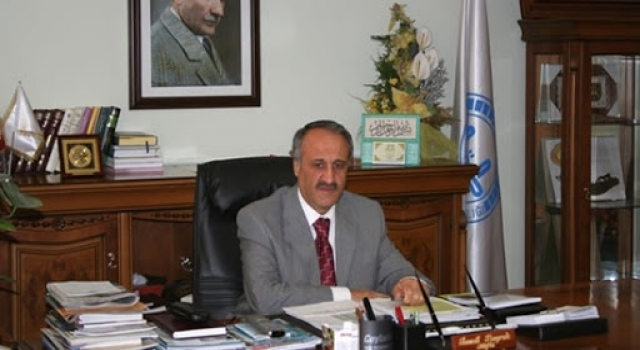 Emekli Müftü Ismail Bayrak HAKK'a Yürüdü