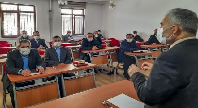 Hafızlığı Muhafaza Hizmet İçi Eğitim Programı kursları başladı