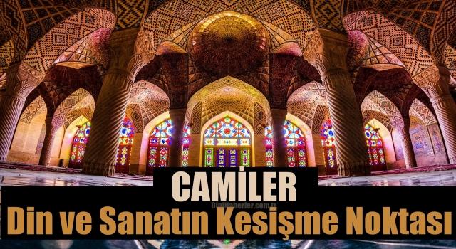 Camiler, din ve sanatın kesişme noktası