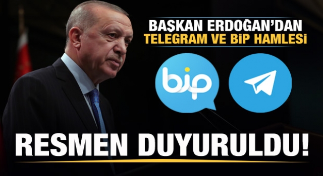 Erdoğan'dan flaş 'WhatsApp' kararı!