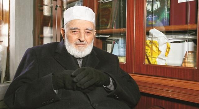 Hadis Alimi Muhammed Emin Saraç Hoca vefat etti