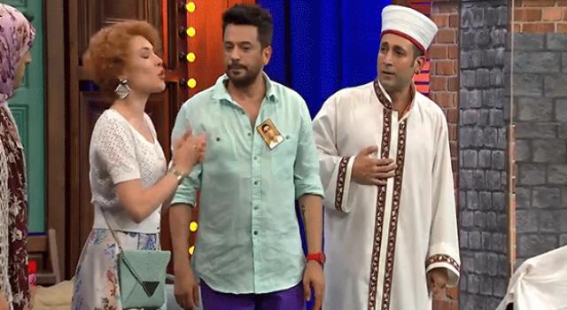 Ali Sunal'ın ahlaksız Güldür Güldür Show'u için karar verildi!