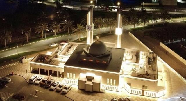 Dubai Teknoloji Parkı yeni bir camiye sahip oldu
