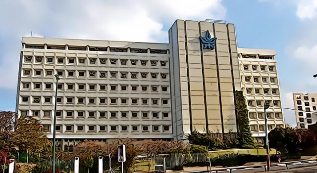 Mossad'ın Tel Aviv'de ki İslam Üniversitesi