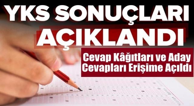 Yükseköğretim Kurumları Sınavı sonuçları açıklandı