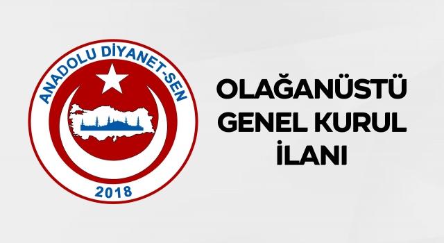 Anadolu Diyanet Sen, TDVS İle Birleşiyor