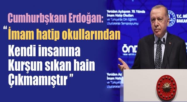 70. Yılında İmam Hatip Okulları ve Türkiye'de Din Eğitimi Uluslararası Sempozyumu İstanbul'da başladı