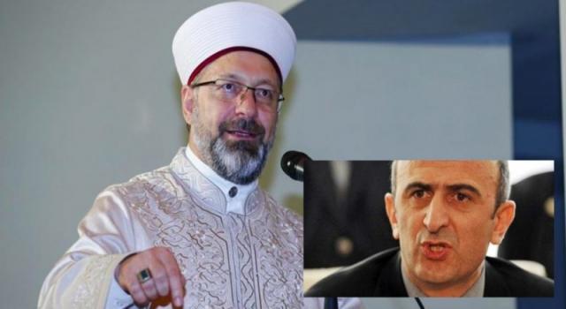 Eminağaoğlu Erbaş'ın görevden azledilmesini istiyor!