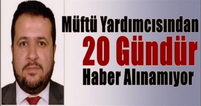 Elazığ Müftü Yardımcısı İstanbul'da kayboldu