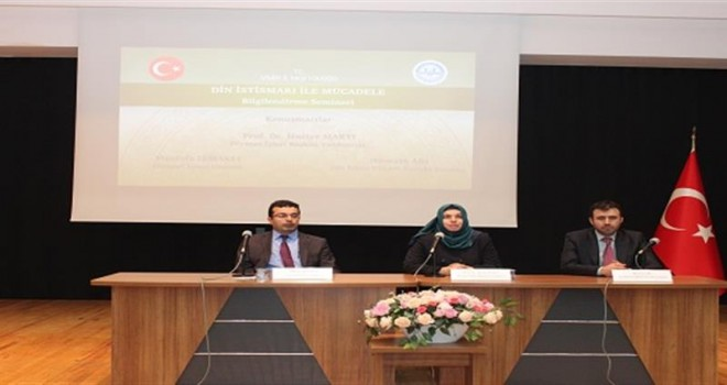Huriye Martı ile İzmir'de Din İstismarına Karşı Bilgilendirme Faaliyetleri