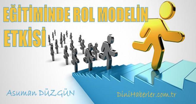 EĞİTİMİNDE ROL MODELİN ETKİSİ