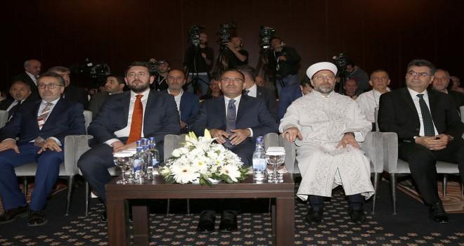 Diyanet İşleri Başkanı Erbaş Uluslararası Yüksek Din Öğretimi Kongresine katıldı