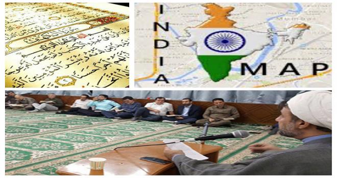 Hindistan'da ''Kur'ani yaşam'' programı