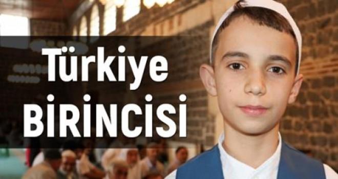 Erkek öğrenciler Türkiye birincisi belli oldu