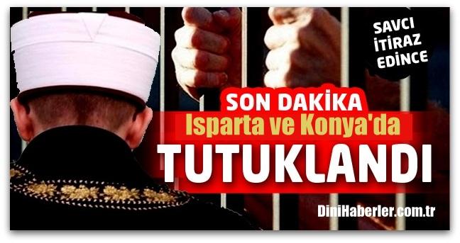 3 imam hakkında tutuklama kararı çıktı.