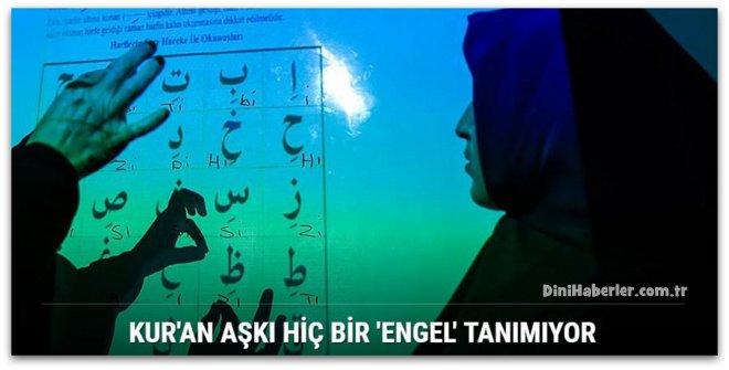 3 yılda 9 bin engelliye Kur'an-ı Kerim eğitimi