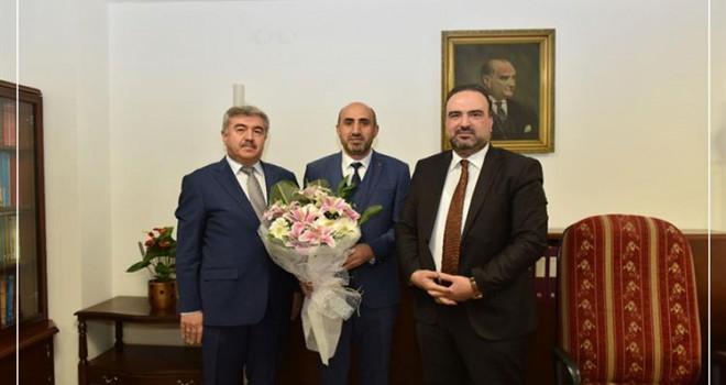 Döner Sermaye İşletme Müdürlüğüne Ahmet Bulut Atandı