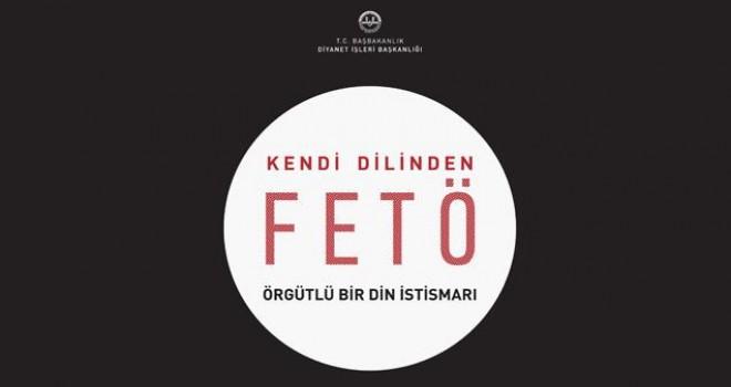 Diyanet'in FETÖ'nün söylemlerini incelediği çalışma açıklandı.