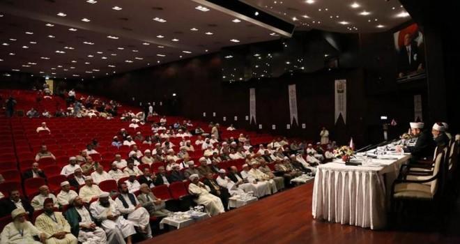 Dünya Müslüman Alimler Birliğine yeni başkan