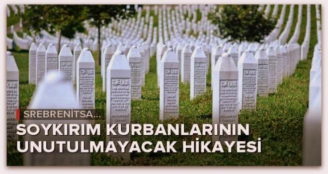 Srebrenitsa'da bugüne kadar 6 bin 574 soykırım kurbanı defnedildi