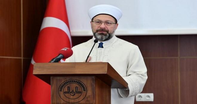 Başkan Erbaş Yurtdışında görev yapacak din görevlilerine hitap etti