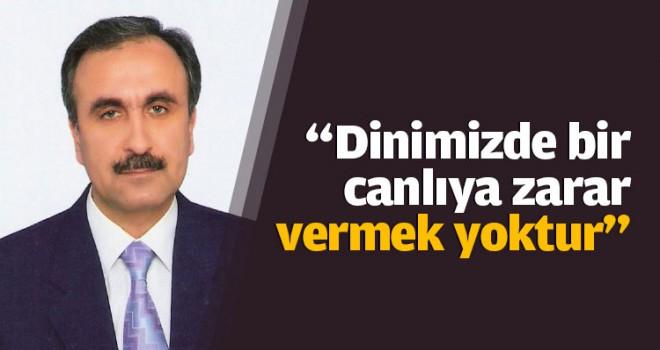Müftü Erdoğan: Müftülüğe bağlı kadrolu çalışan değil