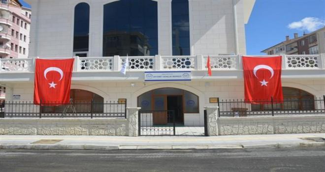 Çorum'da Diyanet Gençlik Merkezi Dualarla Açıldı