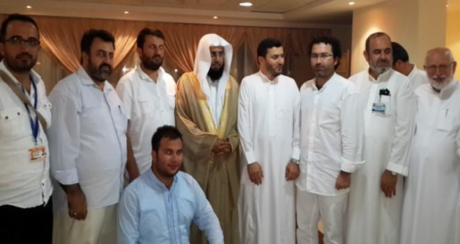 imam Gamidi'nin vaaz vermesini yasakladı