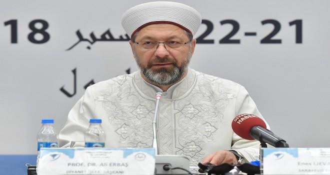 Müslümanlara uygulanan baskı ve zulüm politikaları asla kabul edilemez