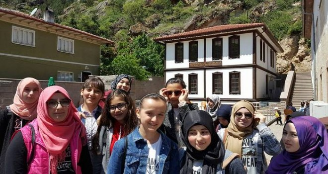 Sinop İl Müftülüğünden Öğrencilere Kültür Gezileri